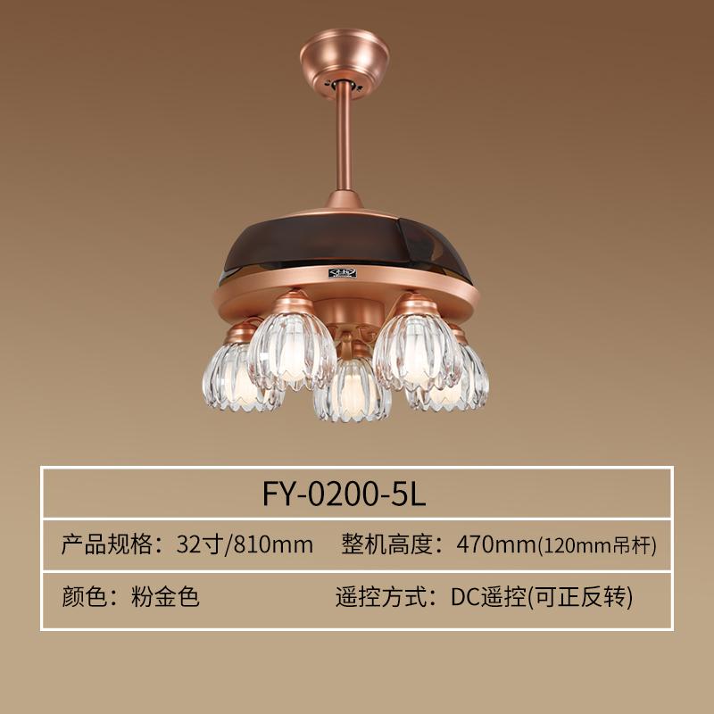 FY-0200-5L(粉金色)