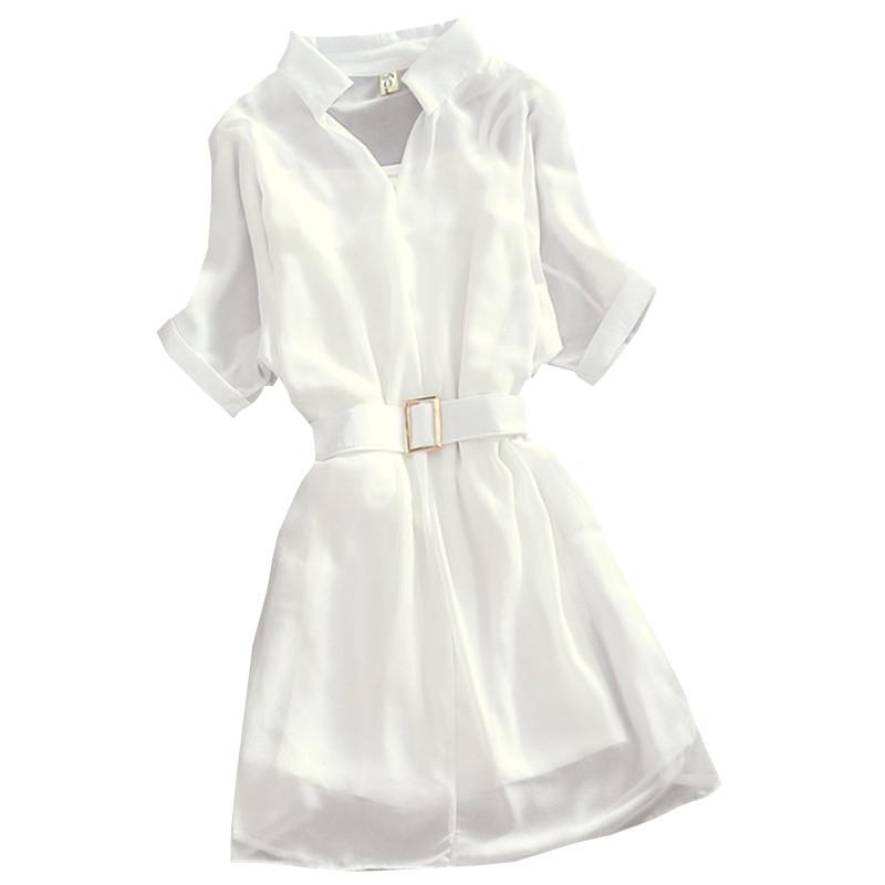 件套2019新款连衣裙女夏吊带小女装两裙子装宽松显瘦时尚气质雪纺