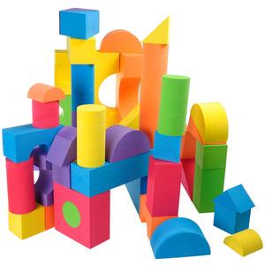 斯尔福eva软体大积木儿童玩具超大块泡沫积木砖头宝宝幼儿游乐场