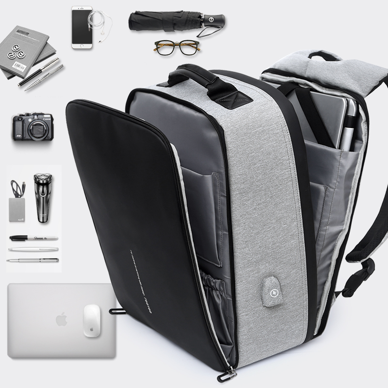 Backpack men s 15 6-inch multi-function computer bag business casual large- capacity f0b7c4060eddc
