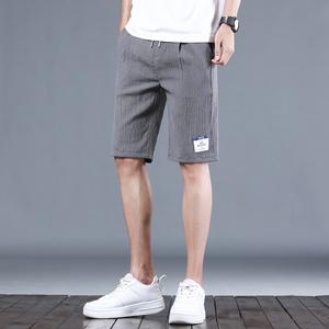 森马版型短裤宽松五分裤速干裤