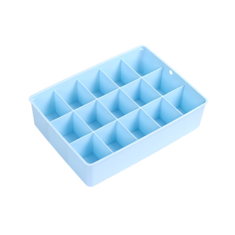 Голубой Хранение 15 коробок【1 статья без корпус 】