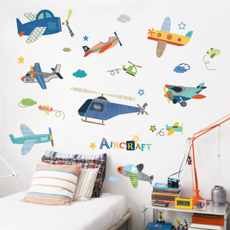 Usd 1374 Cute Childrens Room Male Baby Bedroom Decorations Wall