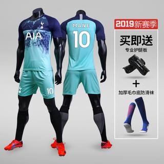 Форма клубная,  Футбол костюм мужчина сделанный на заказ обучение одежда длинный короткий рукав для взрослых ребенок конкуренция команда одежда джерси футбол одежда мужчина, цена 608 руб