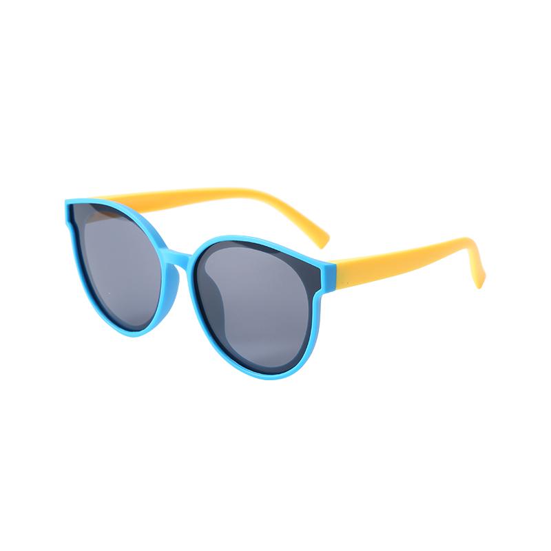 创都儿童墨镜偏光宝宝时尚太阳眼镜可爱防紫外线小孩护目潮款眼睛