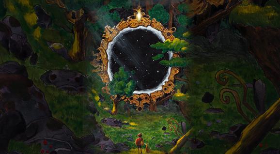 [手绘]-魔法门