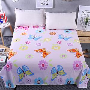 Moonman giường đôi duy nhất mảnh cao đẳng ký túc xá tấm ga trải giường giường đơn 1.5 1.8 2.3 2.5m