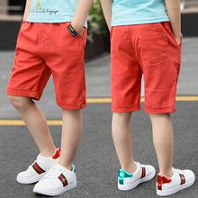 新款男童休闲短裤时尚五分裤