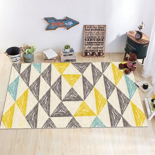 Ткани мебельные,  Нордический стиль ins ковер гостиная кофейный столик подушка спальня подушки на диване современный просто мода книга дом шаблон ковер, цена 1360 руб
