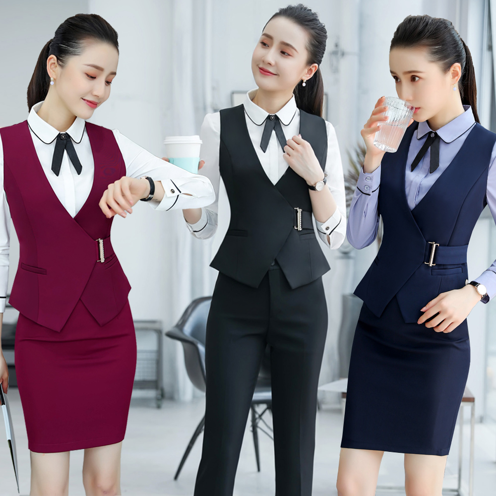 Usd 31 89 Autumn And Winter Hotel Front Desk Cashier Professional
