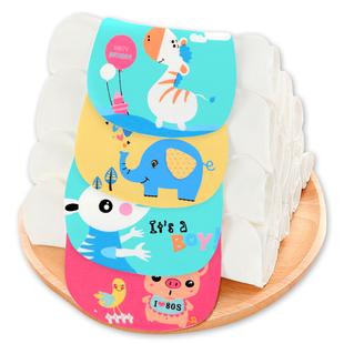 【五条装】儿童纯棉纱布隔汗巾
