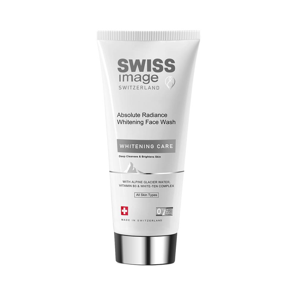 瑞士SWISSIMAGE洗面奶200ML