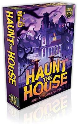 Kids Table Board Gaming Haunt The House