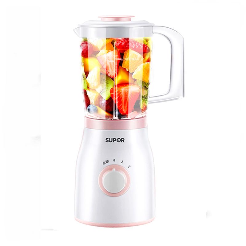 SUPOR\\\/苏泊尔 JS39D-250榨汁机果蔬多功能水果汁机辅食搅拌机家用
