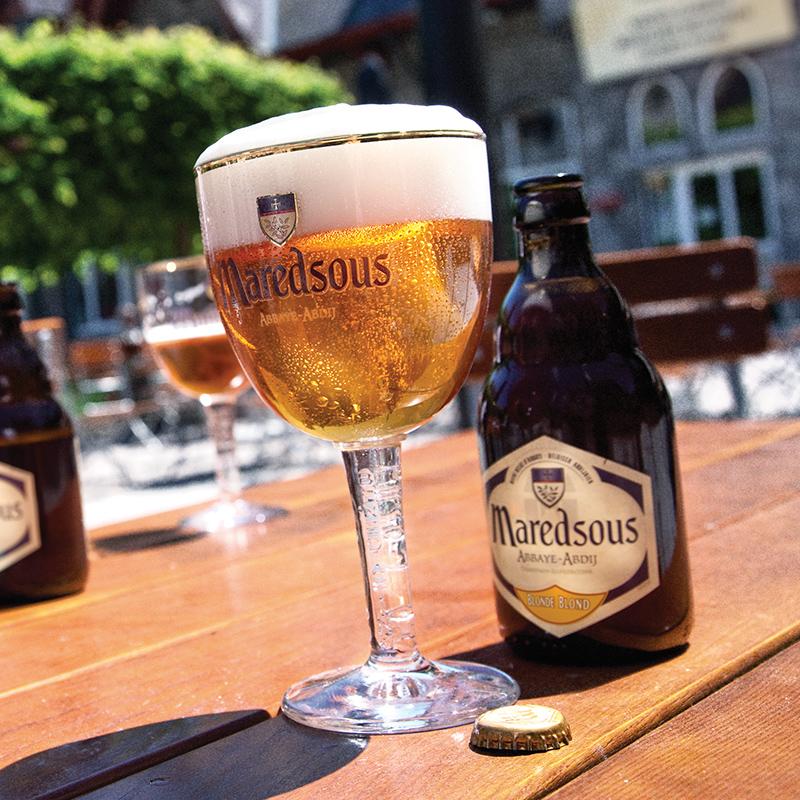 2016年世界啤酒偶像赛银奖 比利时进口 Maredsous 马里斯 6号 修道院精酿啤酒 330mlx6瓶