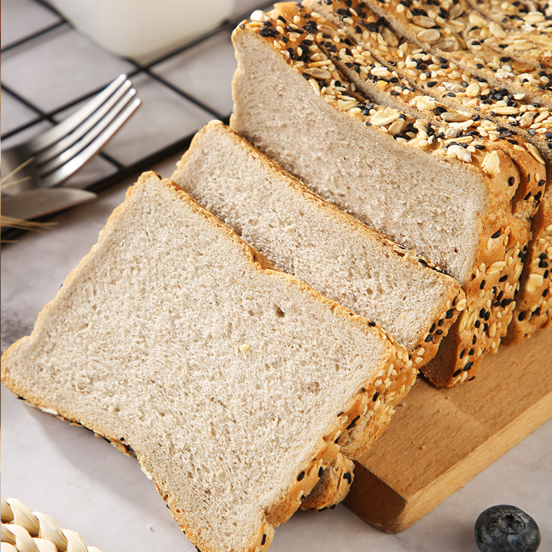 【哆米芝日】谷物全麦面包零食整箱早餐吐司