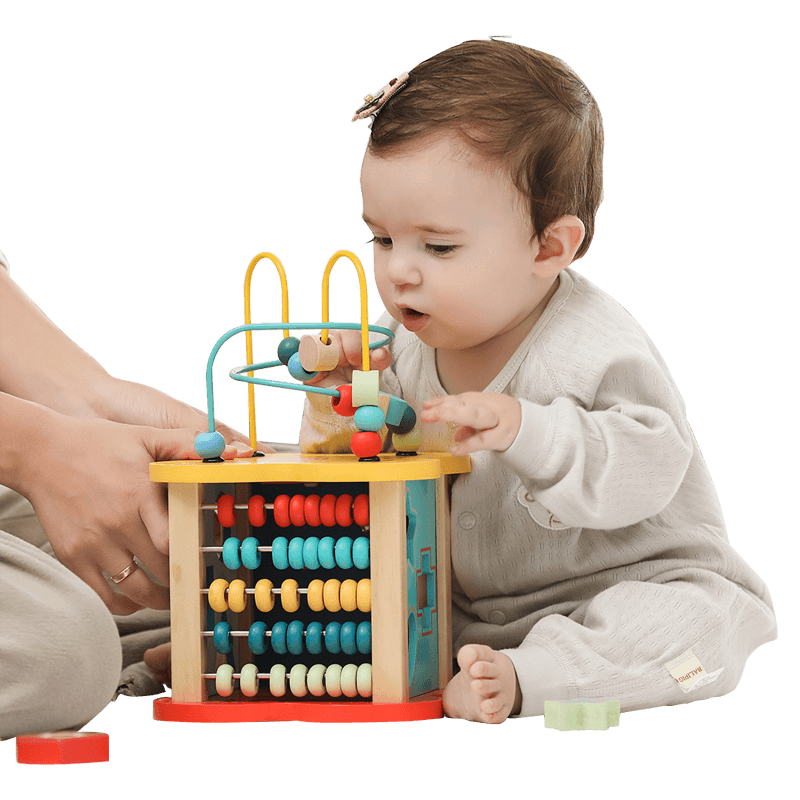 26 73 Good Kids Children Beads Babies Early Education Educational Toys Babies Big 1 2 3 Years Old Building Blocks 100 Treasure Box From Best Taobao Agent Taobao International International Ecommerce Newbecca Com