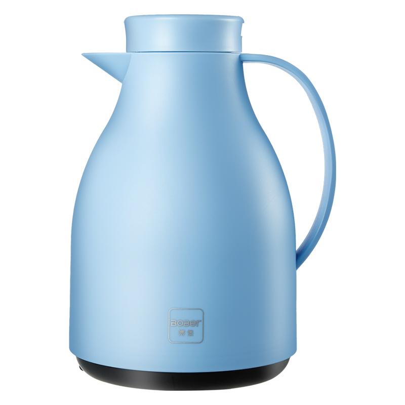 博堡暖壶大容量保温水壶家用便携热水瓶小型茶瓶暖瓶玻璃内胆包邮