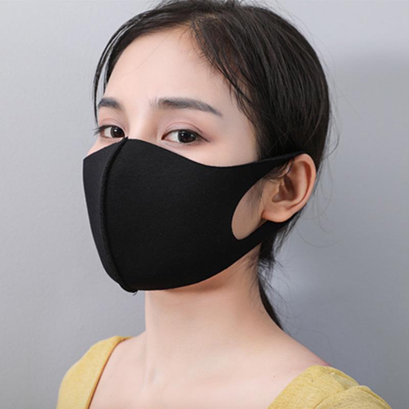 防尘透气舒适可清洗网红口罩