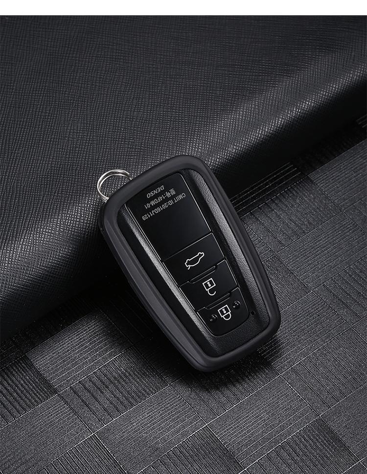 Ốp chìa khóa Toyota Camry 2019 nhựa TPU - ảnh 11