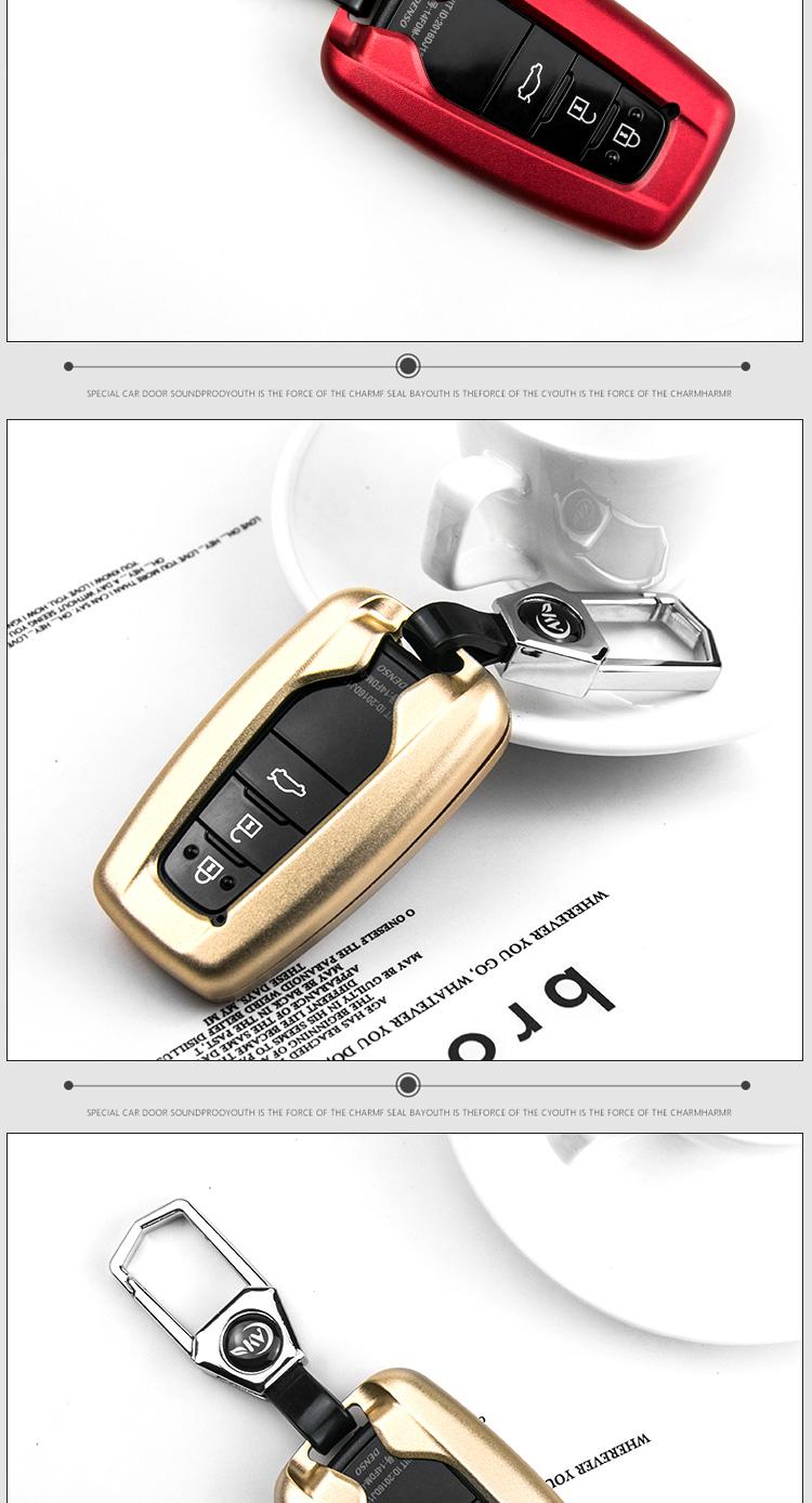 Ốp chìa khóa thép không gỉ Toyota Camry 2019 - 2020 - ảnh 12