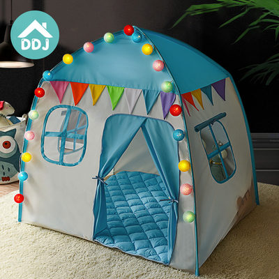 Kids home children tent boy toy play house indoor princess yurt girl castle baby house