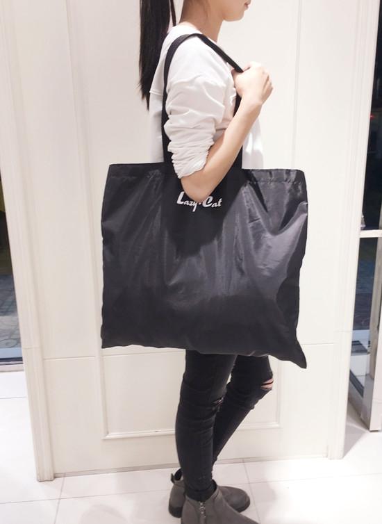 购物袋牛津超市女韩版超大帆布提号手学生容量环保买菜包v超市特大