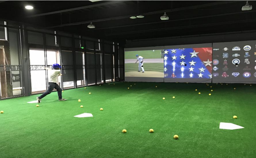棒球发球机-棒球河谷