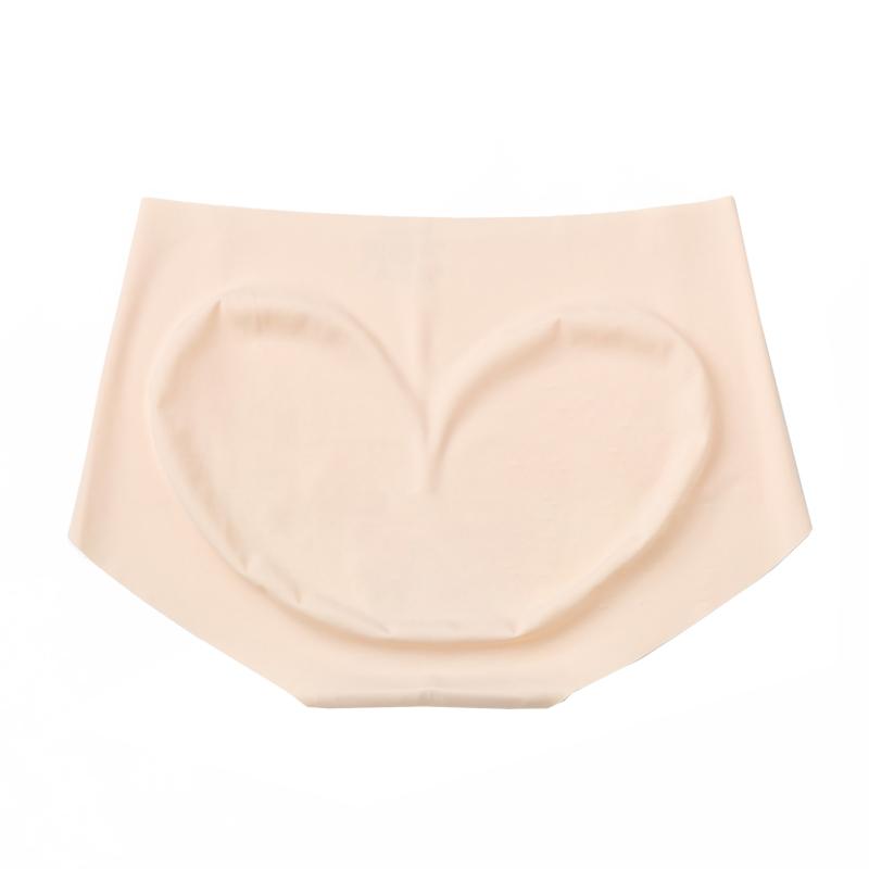一片式盒装促销无痕内裤冰丝款中腰日系少女学生纯棉裆提臀底裤