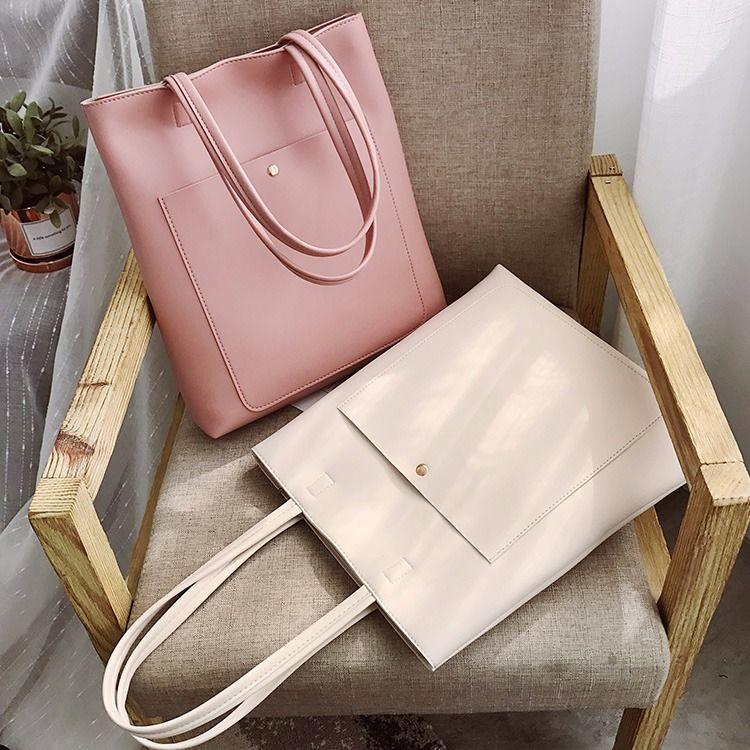 网红包包女2020春季韩版新款菱格绣线水桶包链条包洋气单肩斜挎包
