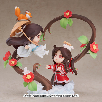 taobao agent 【Pre-sale deposit】GSC Heavenly Official's Blessing, Xie Lian & Saburo Double Figure Comes to Your Heart Ver.