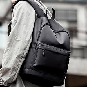 尚之玫双肩包男休闲旅行包商务电脑包女初高中大学生书包男士背包
