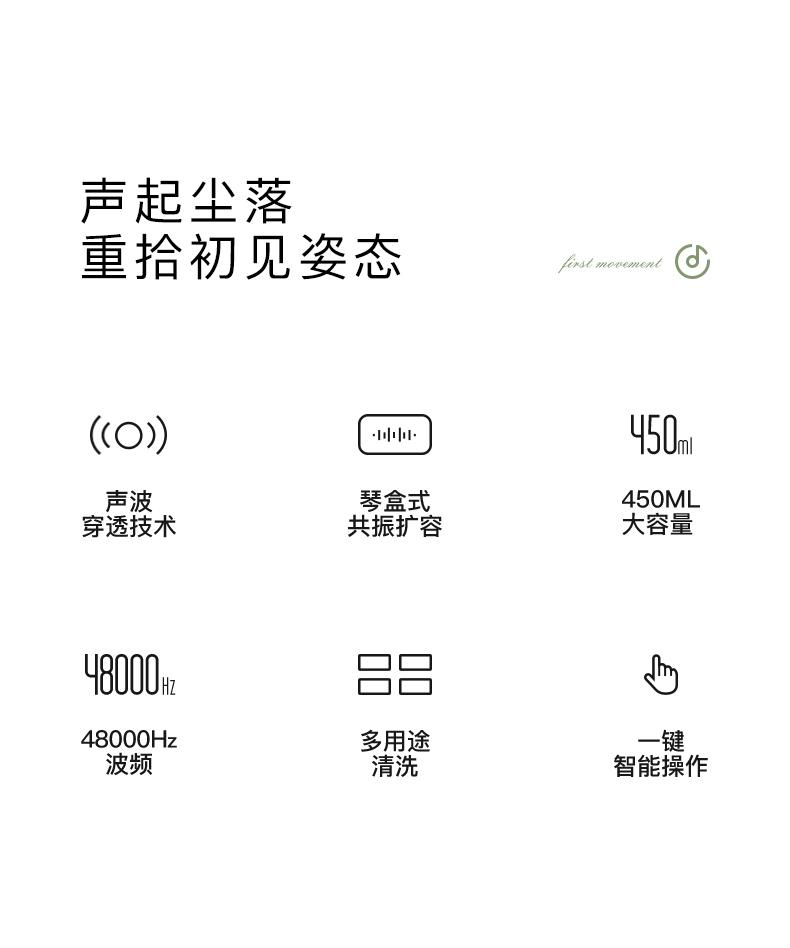 国内顶级超声企业 固特超声 超声波家用清洗机 图4