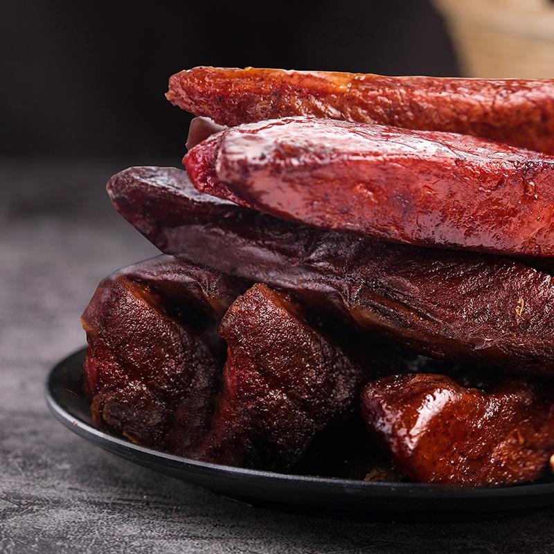 【西藏特产】五香味/香辣味风干牛肉干500g*2包  79元包邮(129-50元券)