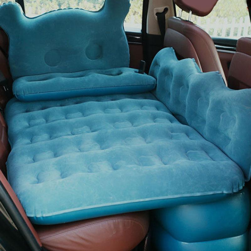车载充气床垫汽车后排后座车内轿车ξ 用旅行气垫床双人睡觉垫通用型