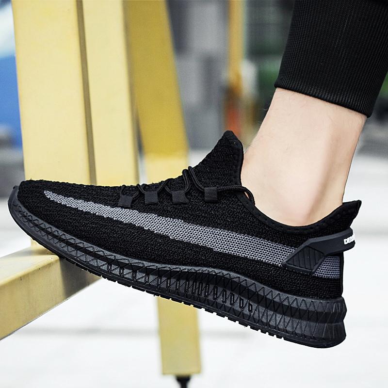 2020梵斯椰子鞋春夏飞织鞋
