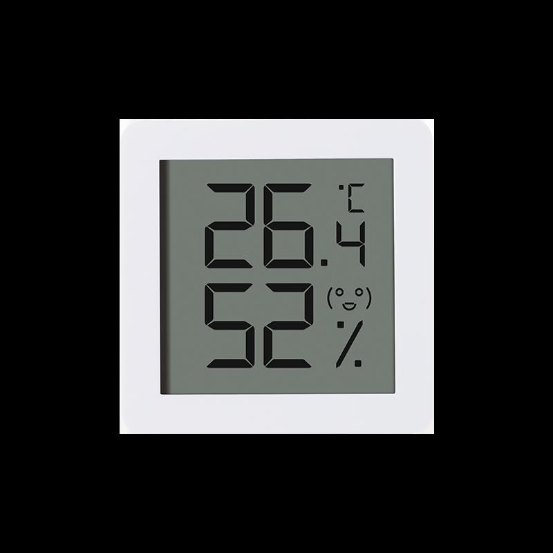 秒秒测小米家电子温湿度计婴儿房高精准车载温度计家用冷藏室温计