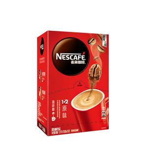 雀巢1+2原味速溶咖啡100条*15g