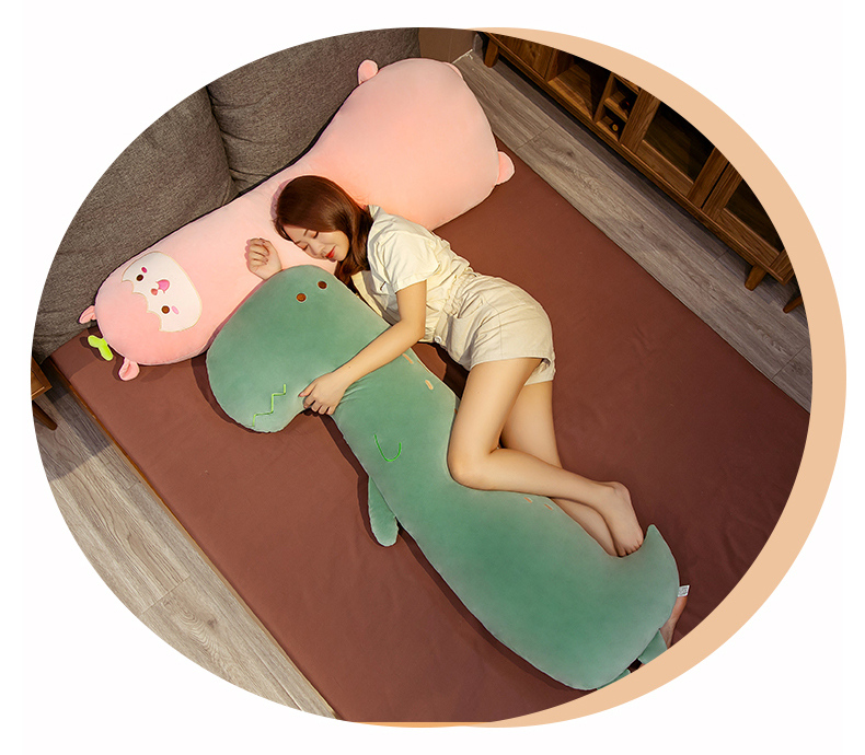 长条抱枕女生睡觉夹腿陪你睡卧室床上抱枕长条枕头孕妇靠枕男生款详细照片