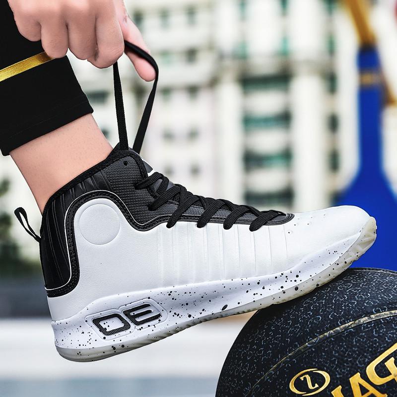 春夏男孩透气运动鞋男潮韩版初中学生15岁青少年大童休闲跑步球鞋