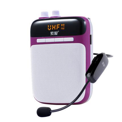 索爱 S-528 UHF无线扩音器