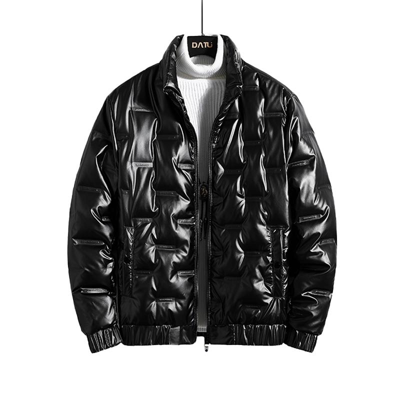 BULL DANNI\\\/公牛丹尼羽绒服男2020新款冬季短款保暖加厚时尚外套