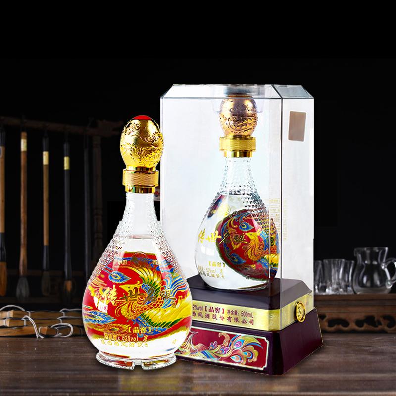 预售 西凤酒 传世名酿 品窖 52度浓香型白酒 500ml*6瓶 天猫优惠券折后¥199包邮(¥349-150)配3个手提袋