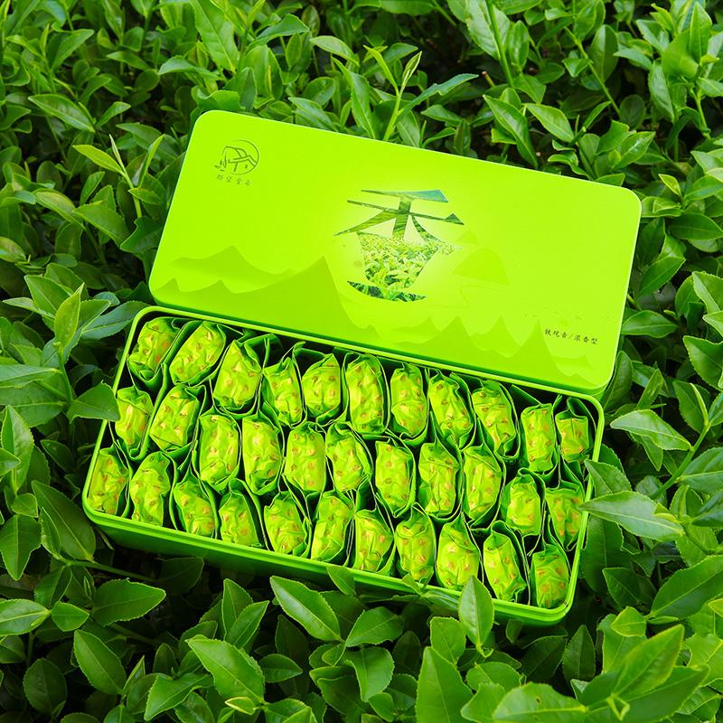 安溪铁观音特级浓香型茶叶散装新茶兰花香乌龙茶小包装礼盒装500g