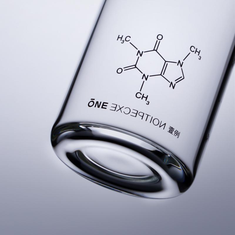 耐热刻度玻璃杯300ml咖啡无称粉水比例计量 挂耳咖啡杯 手冲