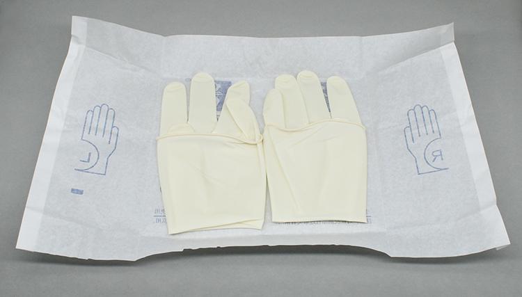 无粉乳胶手套_恒生医用外科手术手套 一次性使用灭菌橡胶手套乳胶手套 独立 ...