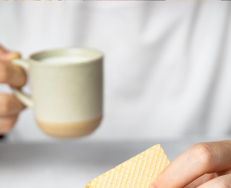 博多茵豆乳威化饼干 散装 整箱日式风味低代餐卡年货零食小脂礼包