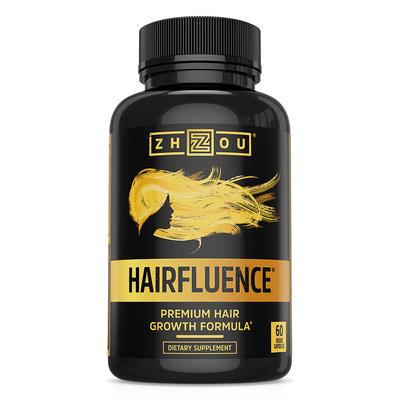 美国Zhou生发胶囊Hairfluence头发增长营养素 生物素维生素b6防脱