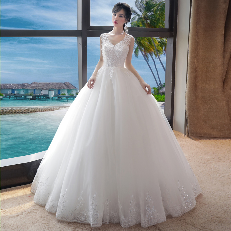 simple wedding dress for pregnant