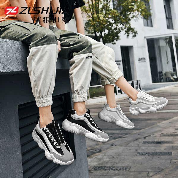 【战狼世家】男女情侣款老爹鞋运动鞋